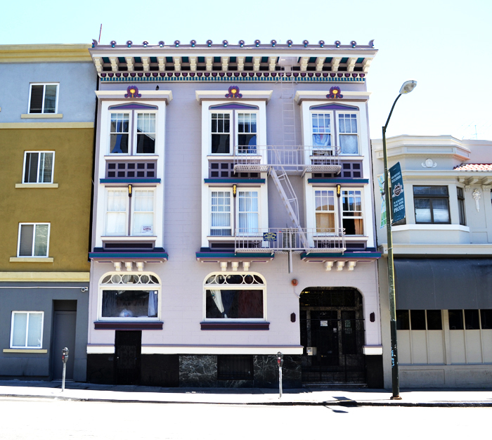 Floorplan: 138 Hyde Street, San Francisco